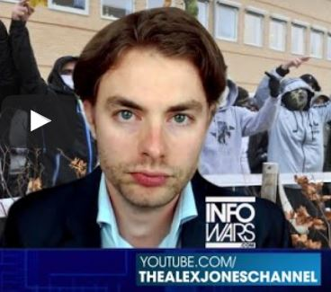 Paul Joseph Watson on Immigration Europe
