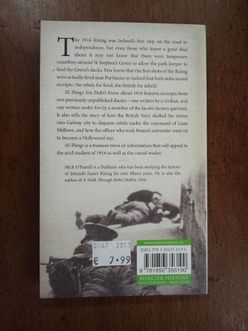 50 Things You didn't Know -1916
