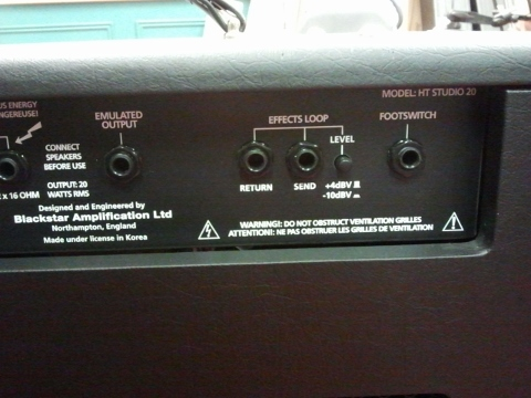 Blackstar HT Studio 20 Amplifier