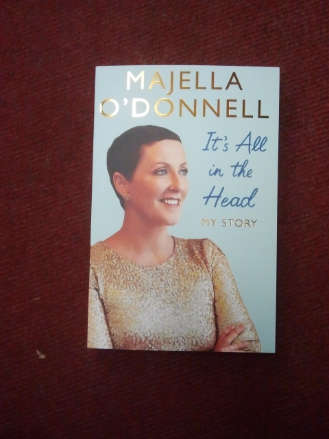 Majella Odonnell - It's All in the Head