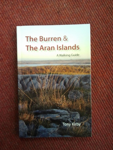 The Burren and Aran Islands - A Walking Guide.