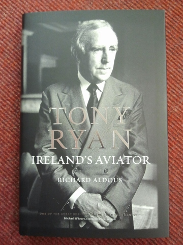 Tony Ryan - Irelands Aviator.