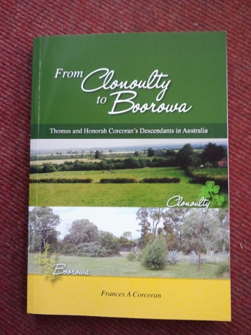 From Clonolty to Boorowa.