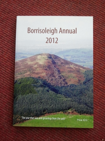Borrisoleigh Annual 2012.