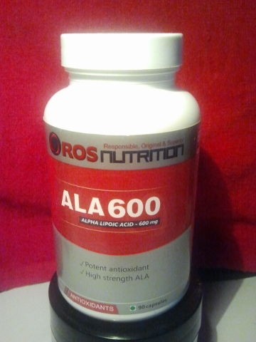 Alpha Lipoic Acid 90-600