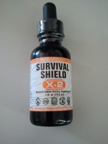 Infowars Life Survival Shield X-2