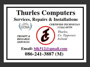 Thurles Computers Special Offer